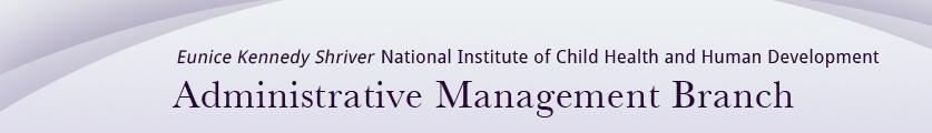 NICHD Administrative Management Branch