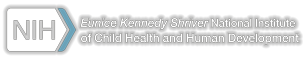 NIH NICHD Logo Eunice Kennedy Shriver National Institute of Child Health and Human Development