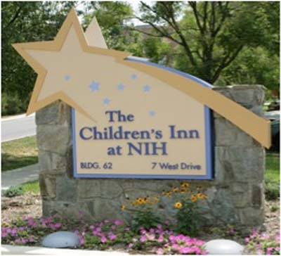 Children's Inn sign