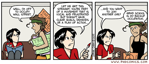 PhD Comics. See text version below