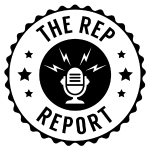 The Rep Report logo