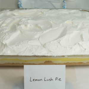 Lemon Lush Pie